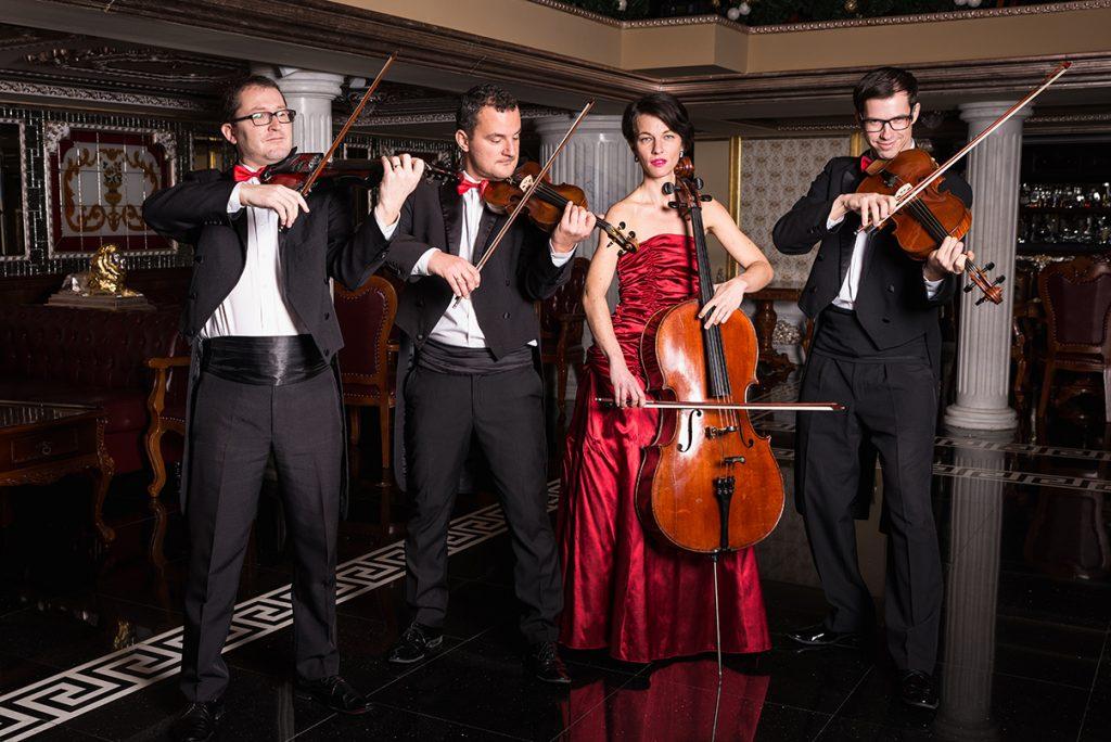sláčikové kvarteto